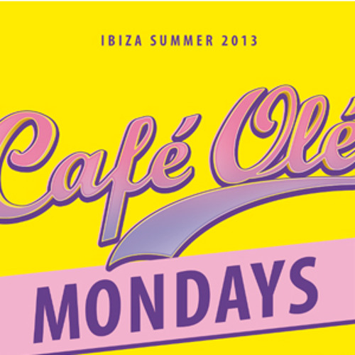 Prok & Fitch - Space ibiza Café Olé Mix 2013