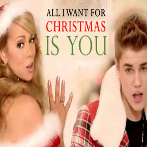 Mariah Carey All I Want For Christmas Is You ringtone