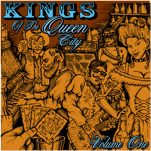 """""""The Drugs are Working""""- IL CATTIVO from the 3 Kings Tavern comp KINGS OF THE QUEEN CITY"""