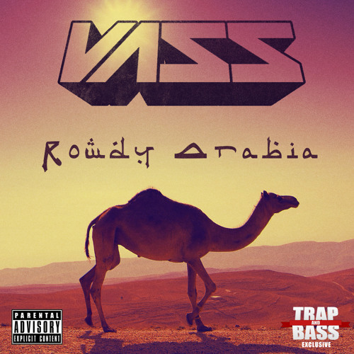 Vass - Rowdy Arabia (Team Jaguar Remix)
