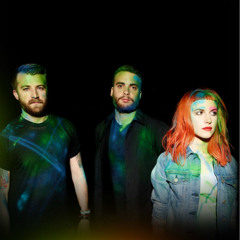 Paramore - Interlude / I'm Not Angry Anymore