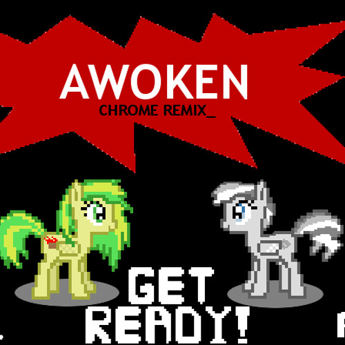 Woodentoaster/H8-seed - Awoken (25¢ Cover)