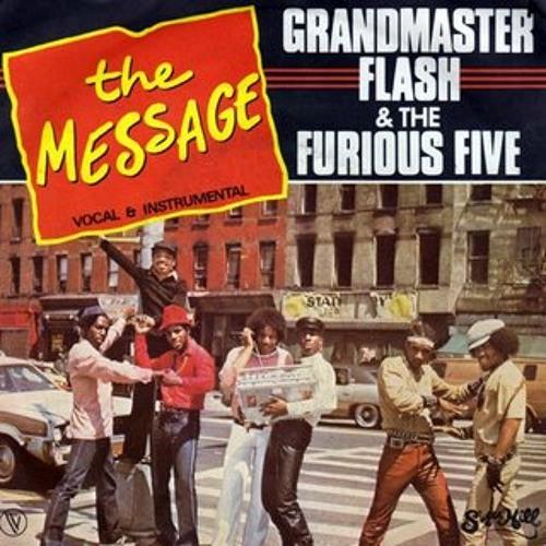 """The Message (DJ Tripp's 2013 Refix)"" - Grandmaster Flash VS EDM"