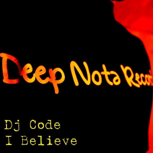 I believe EP - Deep Nota Records, Brooklyn NYC