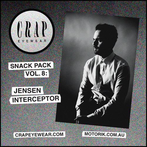 CRAP Eyewear Snack Pack Volume 8: Jensen Interceptor