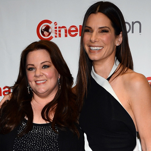 Direct from Hollywood: Sandra Bullock Says Melissa McCarthy Has Been Her Sexiest Co-Star Yet