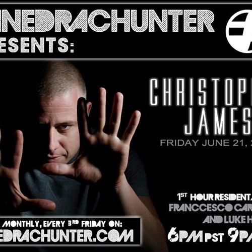 SanedracHunter Presents w/ Christopher James