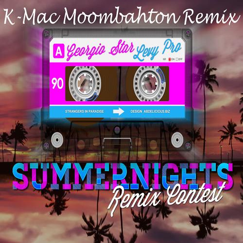 Georgio Star feat. Levy Pro - Summer Nights (K-Mac Moombahton Remix)