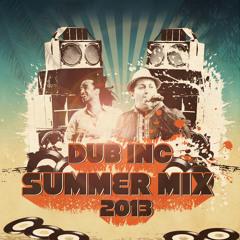 DUB INC Summer Mix 2013 - FREE DOWNLOAD