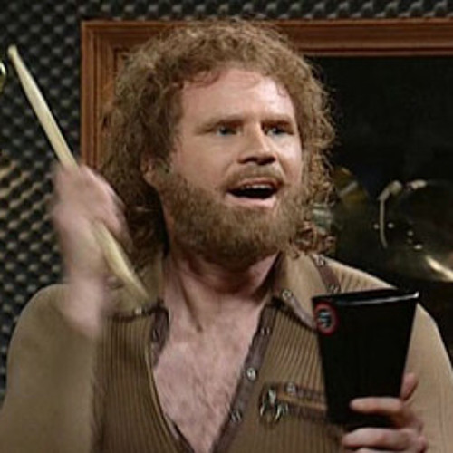 Just messin around with a beat and a cowbell