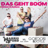 Harris Ford Vs Gordon Doyle Das Geht Album Cover