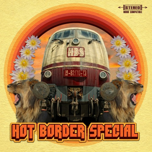 MONTY'S JAWS - Hot Border Special