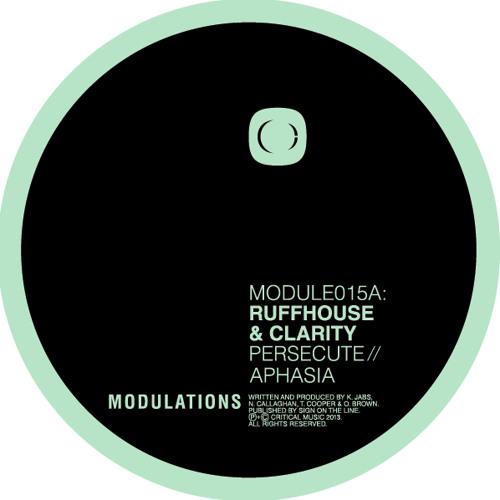 RUFFHOUSE & Clarity - Aphasia - Critical:Modulations [MODULE015]