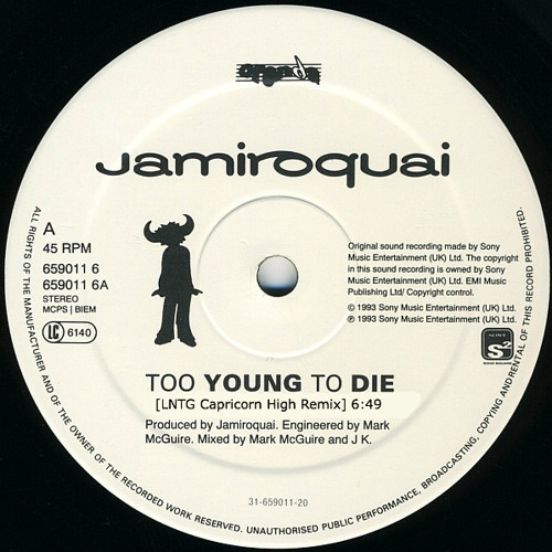 Jamiroquai - Too Young To Die [Okee Remix][Free Download]