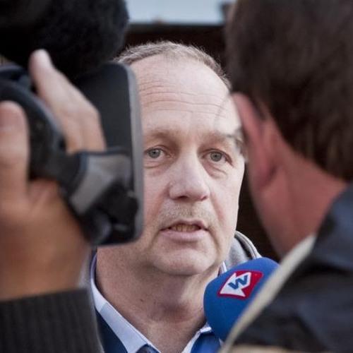 2013-06-20 Cor Arnoldus en Pieter van Woensel over de wijkvisie voor de Zeeheldenbuurt