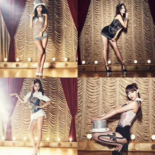 Give it to Me, Lonely (Sistar vs. Spica)