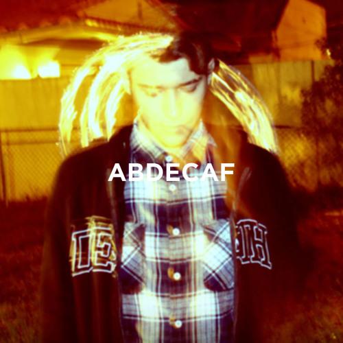 AbdeCaf for SSENSE