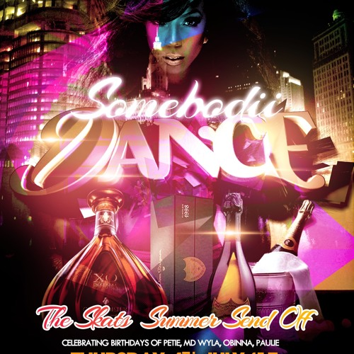 #SomebodiiDance2013 Hip-Hop And R&B Mix by @DJ Jukess