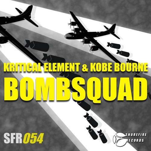 Kritical Element & Kobe Bourne - Bombsquad (Original Mix)