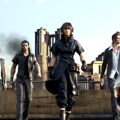 Final Fantasy XV Intro (Concept track)- Pertinacia