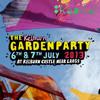 Kelburn Garden Party 2013 Promo Mix ( Barry O'Connell )