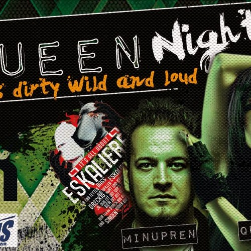 Minupren @ Minuqueen Night - Partyzone Halle - Mic Recording 14.06.2013