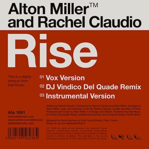 Alton Miller and Rachel Claudio - Rise (Vox Version)