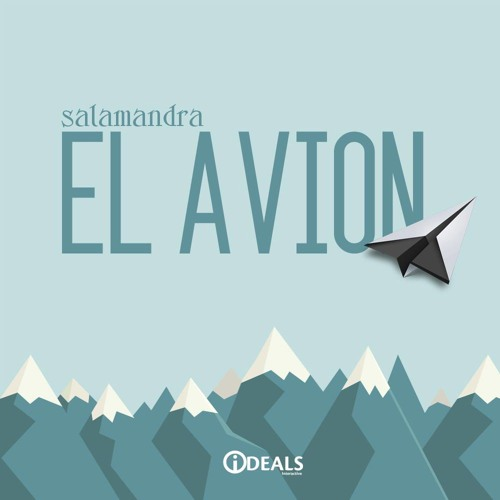 Salamandra - El avion