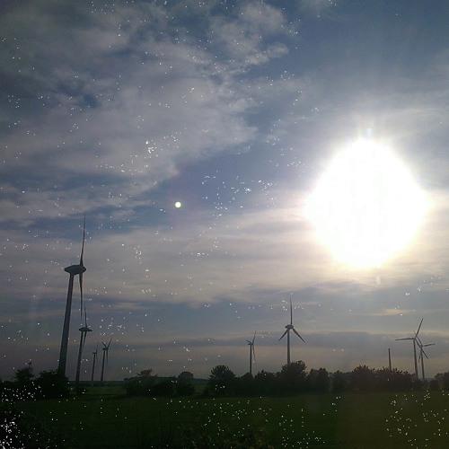 Die Windkraftanlage Spricht