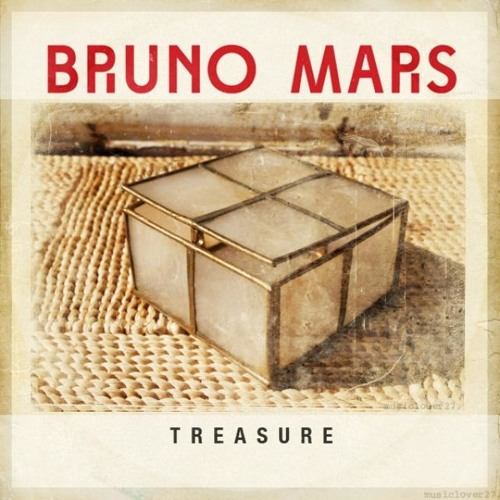 Bruno Mars - Treasure Cover By Janis Deus