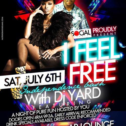 I Feel Free Atlanta Promo