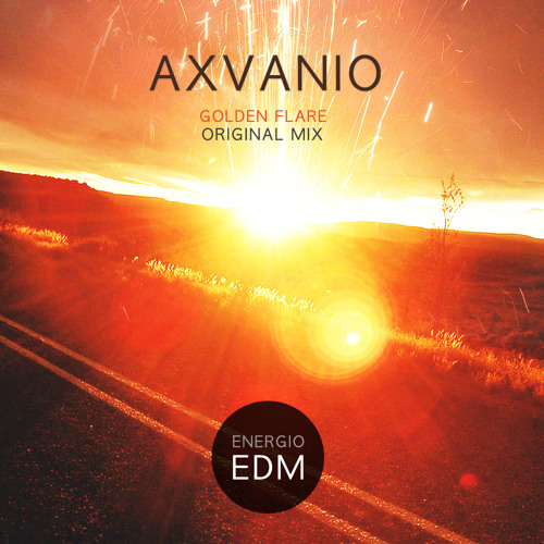 AXVANIO - Golden Flare (Original Mix)