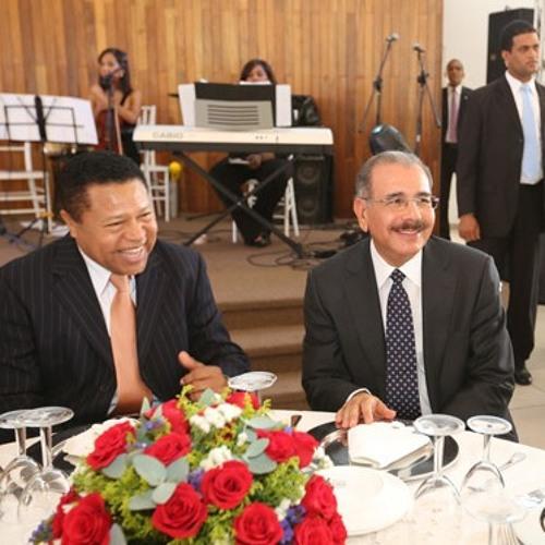 Comedores Económicos celebran 71 aniversario; Presidente Medina encabeza acto