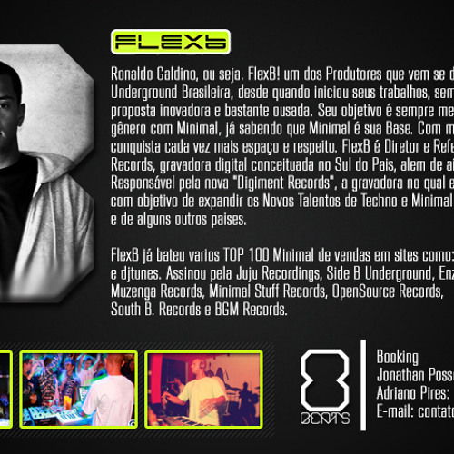 FlexB @ Promo Mix ★ 8beats Management @ Junho.2013 ::: FREE DOWNLOAD!
