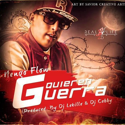 Nengo Flow - Quieren Guerra (Prod.By DJ Lokillo & DJ Cobby) (Breaking Trunk Music Group)
