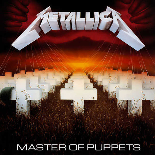 Master Of Puppets Clean+Harmony (cover)