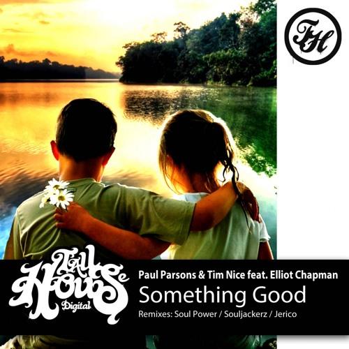 THD080 : Paul Parsons & Tim Nice feat. Elliot Chapman - Something Good (Deep Bass Mix)