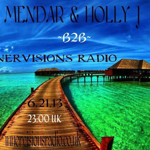 Mendar ( KS ) & Holly J (FL) b2b @ Innervisions 21.06.2013