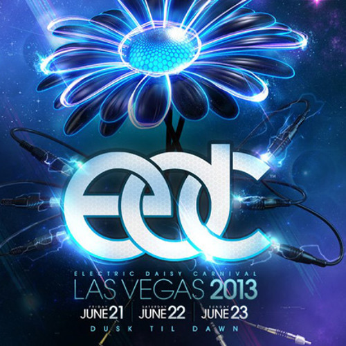 Electric Daisy Carnival Vegas 2013