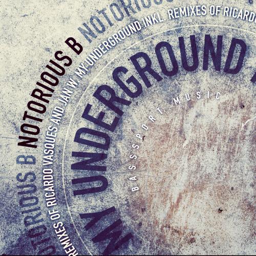 My underground preview