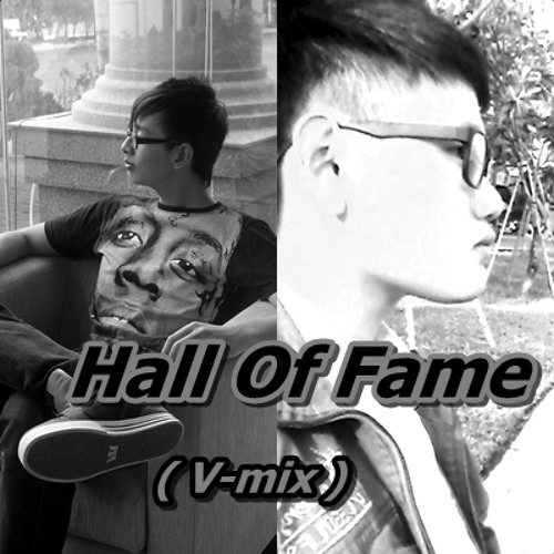 Hall Of Fame ( V-mix )  K.N ft D.M.D