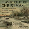 Opening title/credits with music, for CLASSIC TALES OF CHRISTMAS - music arr. by Daniel H. Vimont