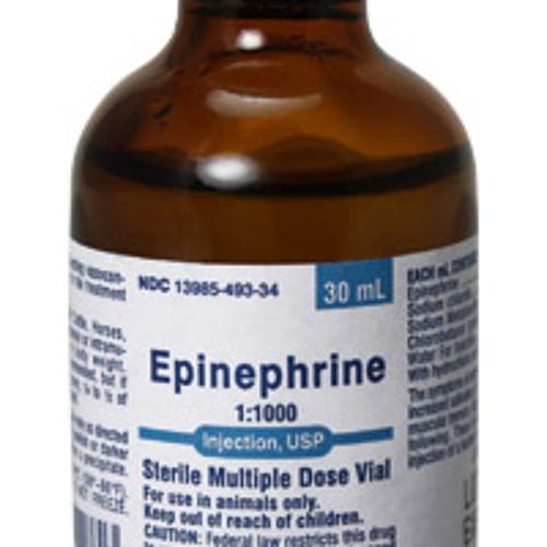 Suicide -Epenephrine (cut)