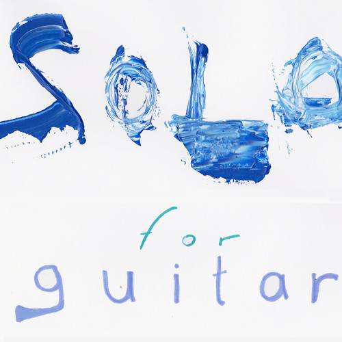 Solo for Guitar #17