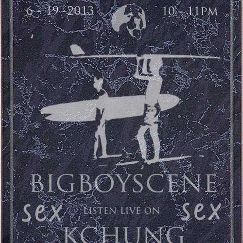 BIG BOY SCENE ON KCHUNG RADIO