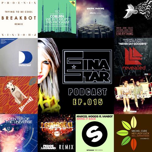 Gina Star Podcast - Episode 015