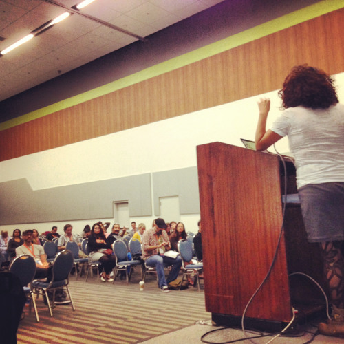 Artists for Justice: @Favianna Rodriguez at #Art4 #NN13