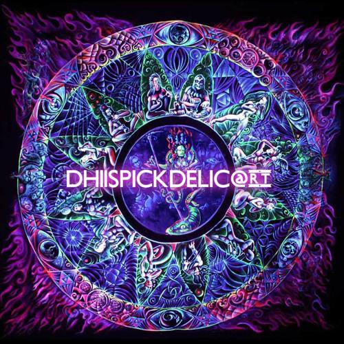 Psytrance- DJ DHIISPICKDELIC@rt