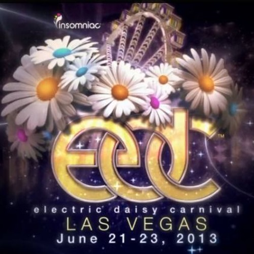 Nicky Romero - Live at EDC Las Vegas 21-06-2013