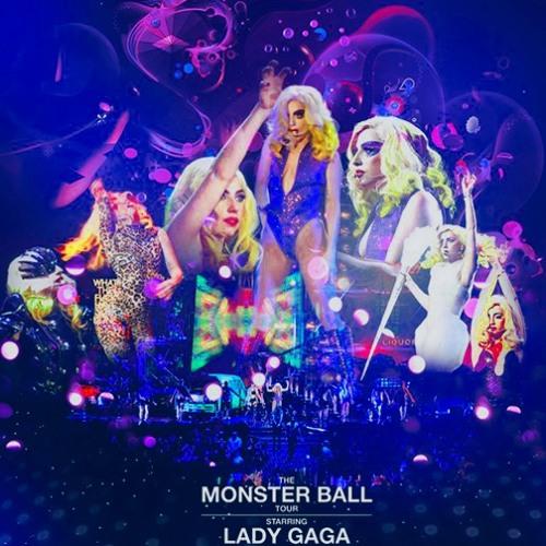 Lady Gaga - Paparazzi (The Monster Ball Tour at Madison Square Garden)